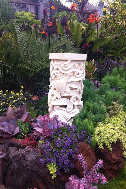 Exceptionnel San Diego, Hawaiian Garden San Diego Horticultural Society Encinitas, CA