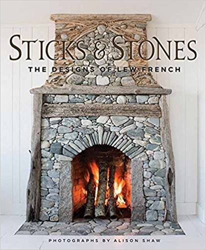 Lew French Sticks And Stones Gibbs Smith Layton, UT