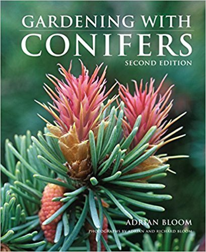 Gardening With Conifers, Adrian Bloom Firefly Books Richmond Hill, ON