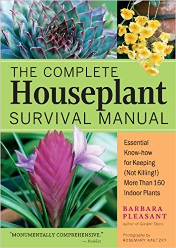 Houseplant Manual, Barbara Pleasant Storey Publishing North Adams, MA