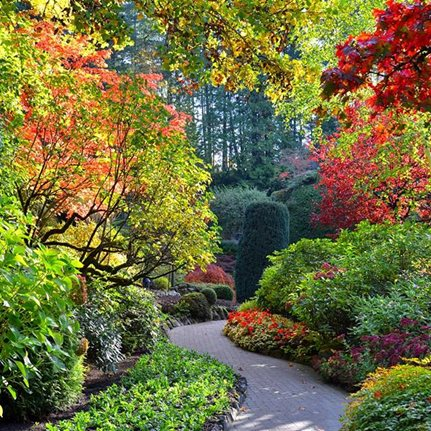 The Butchart Gardens Brentwood Bay, BC