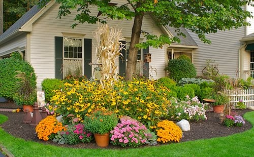 28 Tips For A Small Garden: Fall Gardening Ideas