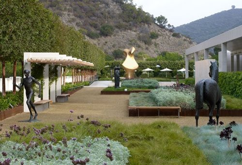 2008 National Design Award Winner: Olin Partnership  Garden Design Calimesa, CA