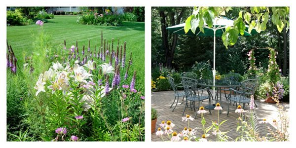 a cool quiet corner of the world garden design calimesa ca