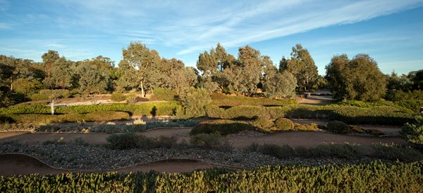 A Metaphorical Journey through the Australian Landscape Garden Design Calimesa, CA