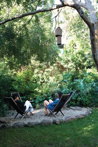 A Silver Lake Garden: Photo Gallery Garden Design Calimesa, CA