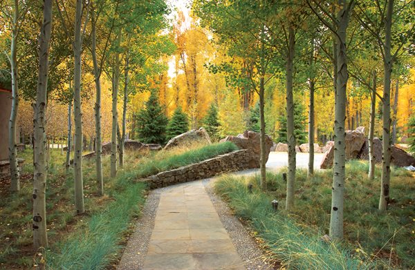 ASLA's 2011 Best Residential Landscapes Design Workshop, Inc Denver, CO