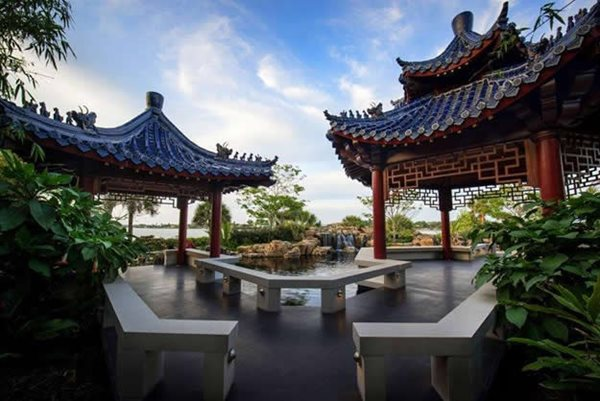 Casey Key Pagoda Garden - Gallery | Garden Design