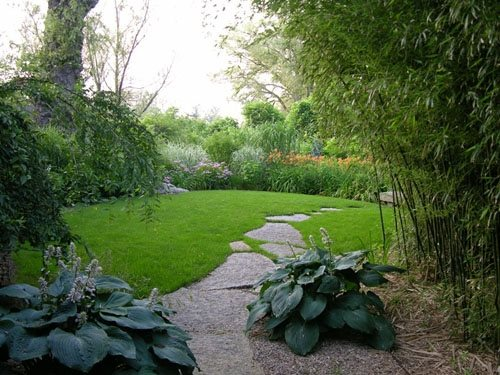 Designing with bamboo gallery garden design