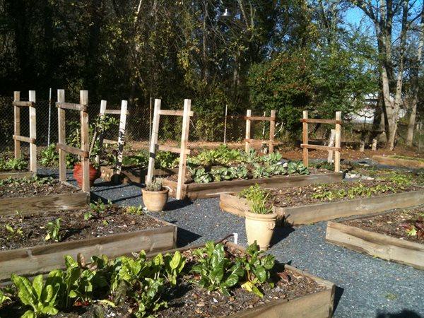 Farm to table restaurants with gardens gallery garden
