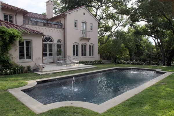 Garden Design Dallas simple garden design dallas cool home design best on garden design dallas interior design French Revival A Taste Of Provence In Dallas Garden Design Calimesa Ca