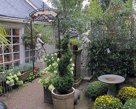 Garden Shopping in Atlanta Gallery Garden Design