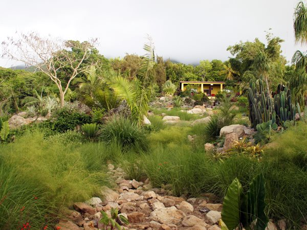 Golden Rock Inn Update Garden Design Calimesa, CA