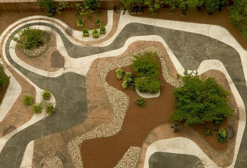 Great Brazilian Landscapes Garden Design Calimesa, CA