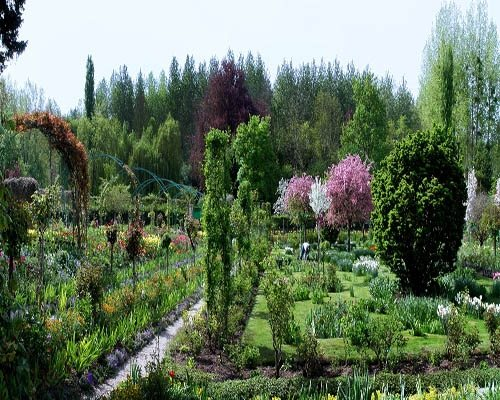 Heather Lenkin's Tour of the Netherlands and France Garden Design Calimesa, CA