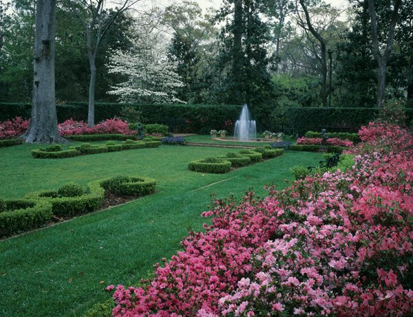 Houstonu0027s Bayou Bend Garden Design Calimesa, ...