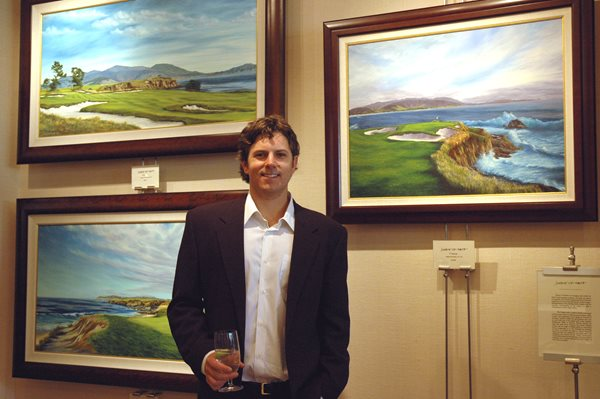 Landscapes to a Tee: The Art of Golf Course Landscapes Garden Design Calimesa, CA