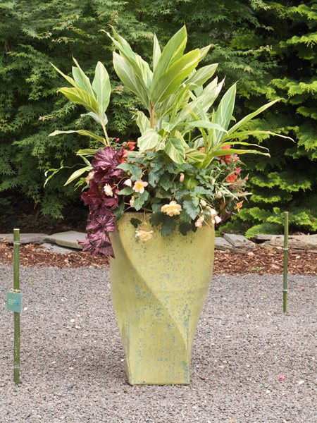 LongHouse Reserve Planters: On & Off the Ground Competition Winners Marders Bridgehampton, NY