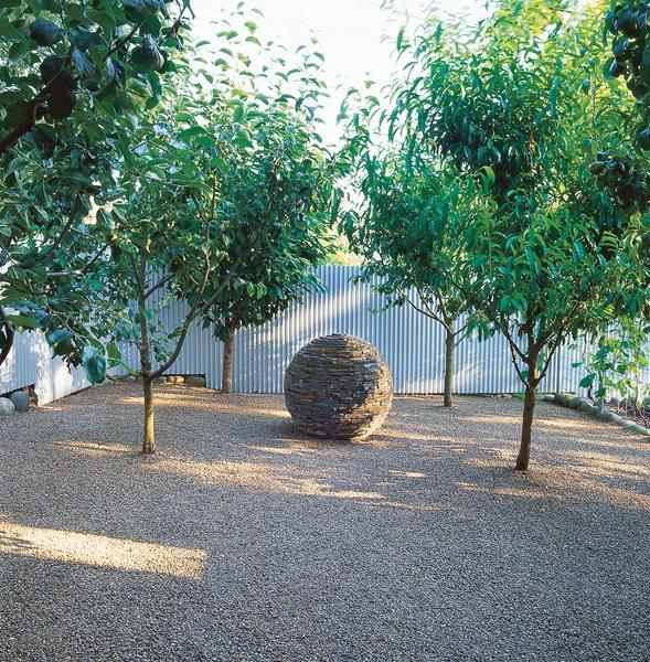 Minor miracles jewel box gallery garden design for Sphere garden design