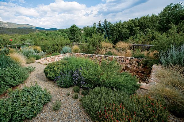 New Mexico Water Wise Garden Design With Nature Santa Fe, NM