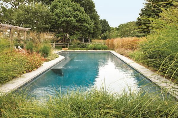 Oehme, van Sweden Hamptons Garden Oehme, van Sweden & Associates, Inc. Washington, DC