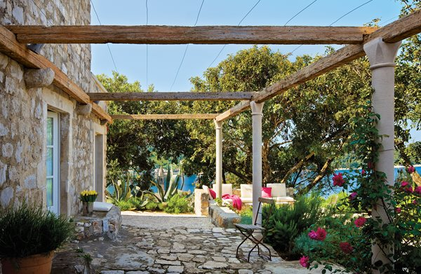 Sea and Stone: A Croatian Island Garden, Slide Show Garden Design Calimesa, CA