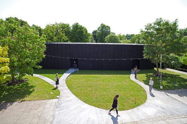 Serpentine Gallery's 2011 Pavilion by Peter Zumthor Garden Design Calimesa, CA