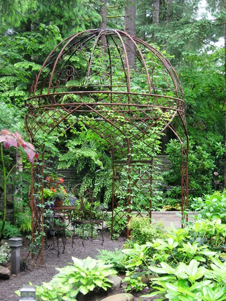 Shade Garden Pictures Gallery Garden Design