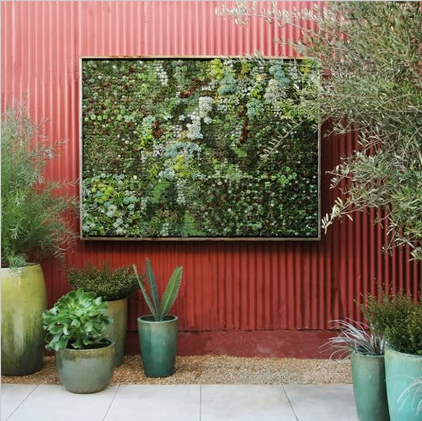 Simple Solutions for Hanging Gardens Garden Design Calimesa, CA
