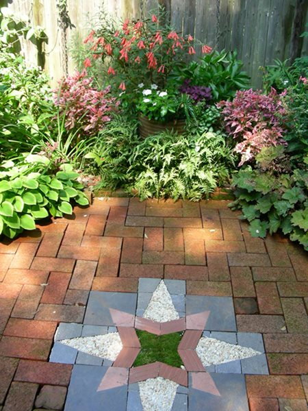 Small Garden Big Interest Gallery Garden Design