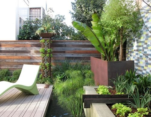 Small Garden Pictures Arterra Landscape Architects San Francisco, CA