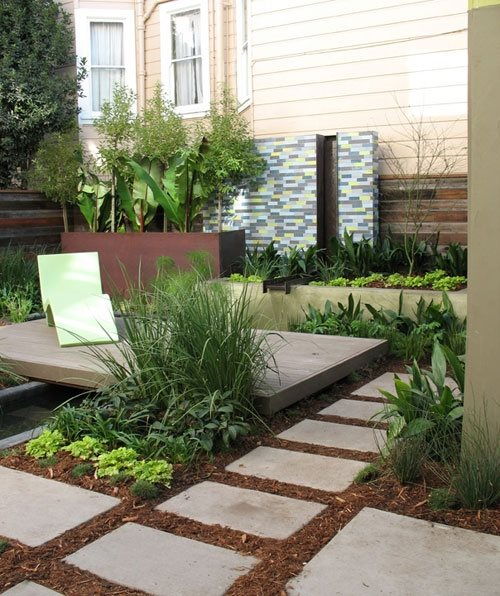 Small Garden Designs: Small Garden Pictures - Gallery