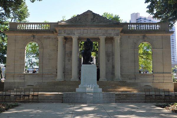 The Gardens Of Philadelphia S Rodin Museum Gallery Garden Design