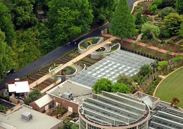 Three new reasons to visit the atlanta botanical garden for Botanical garden design