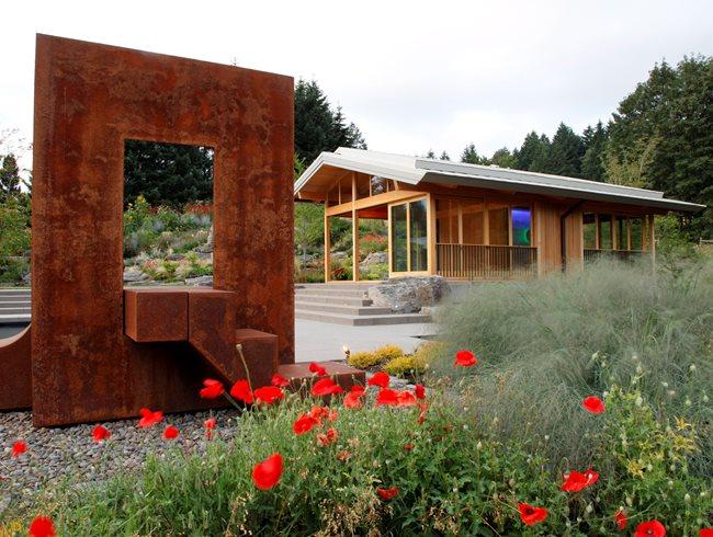 Portland Garden by a Dream Team of Eco Friendly Designers