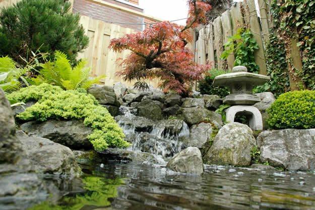 Japanese garden in the netherlands garden design - How to make a japanese rock garden ...