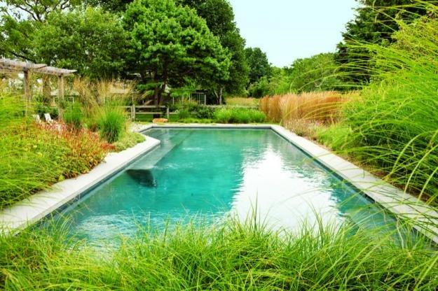 Hamptons haven garden design for Pool design hamptons
