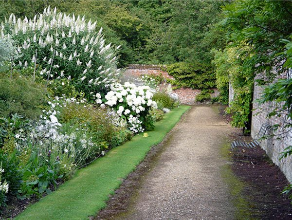 The Gardens of Downton Abbey Garden Design