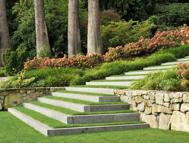 Top Garden Trends for 2017 | Garden Design - grass garden design
