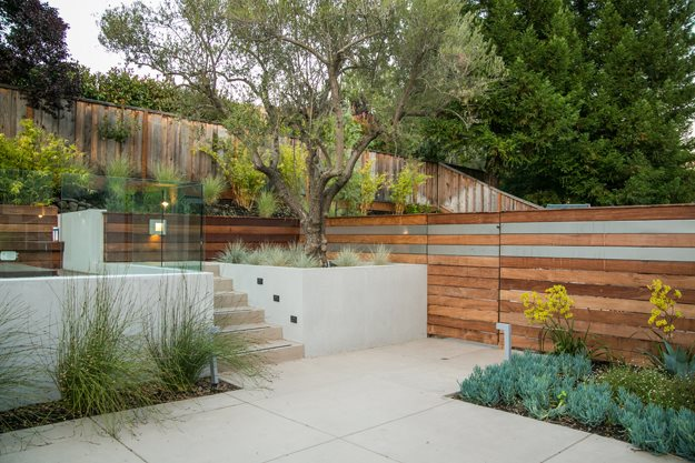 Designing a Contemporary Garden with Warmth Garden Design