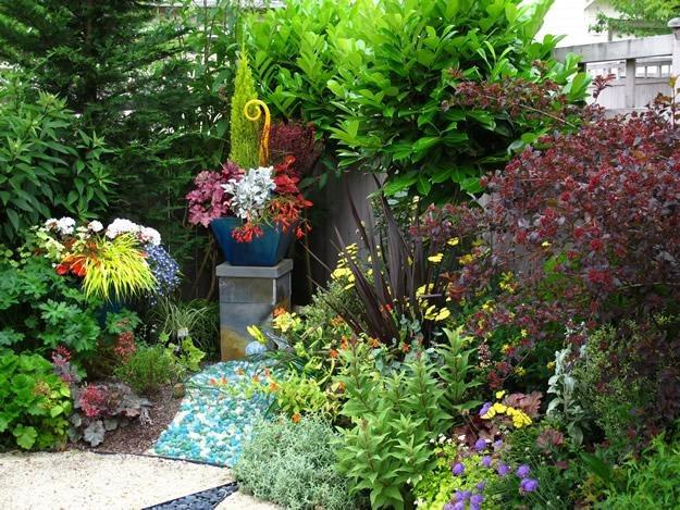 My Private Oasis Garden Design