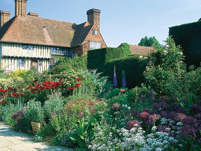 Great Dixter S Christopher Lloyd Garden Design