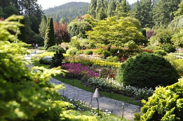 Visiting Butchart Gardens Garden Design