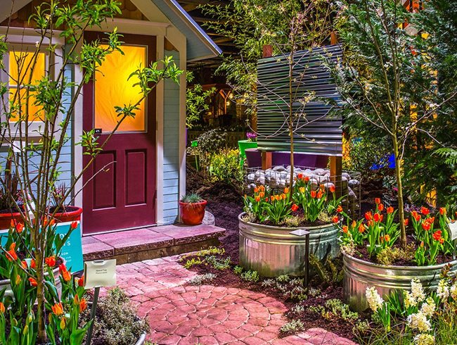 2017 Northwest Flower and Garden Show Garden Design
