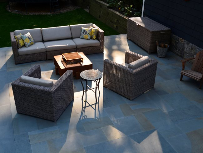 chat group outdoor furniture susan cohan gardens chatham nj - Garden Design Trends 2016