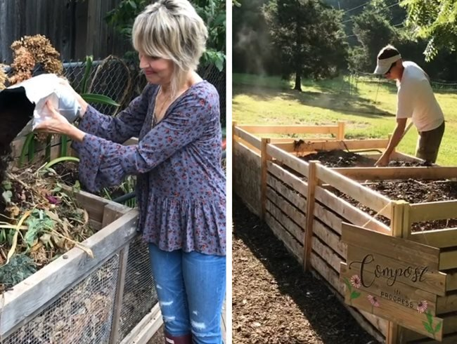 Composting, Coffee Grounds Garden Design Calimesa, CA