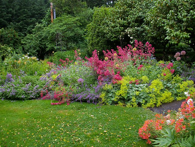 Seasonal Highlights of the Lakewold Estate Gardens Garden Design