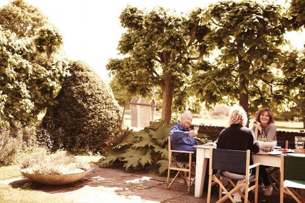 The Good Host Terence Conran Garden Design