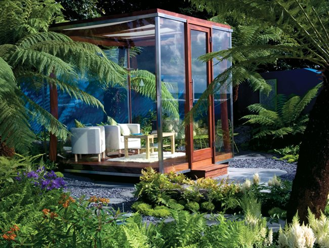 Greenhouses Garden Design