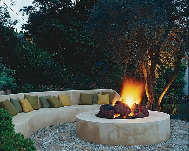 How To Build A Gas Fire Pit